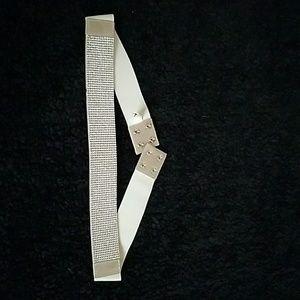 White House Black Market Accessories - Stretch belt